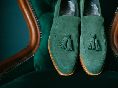 The Must-Have Green Loafers