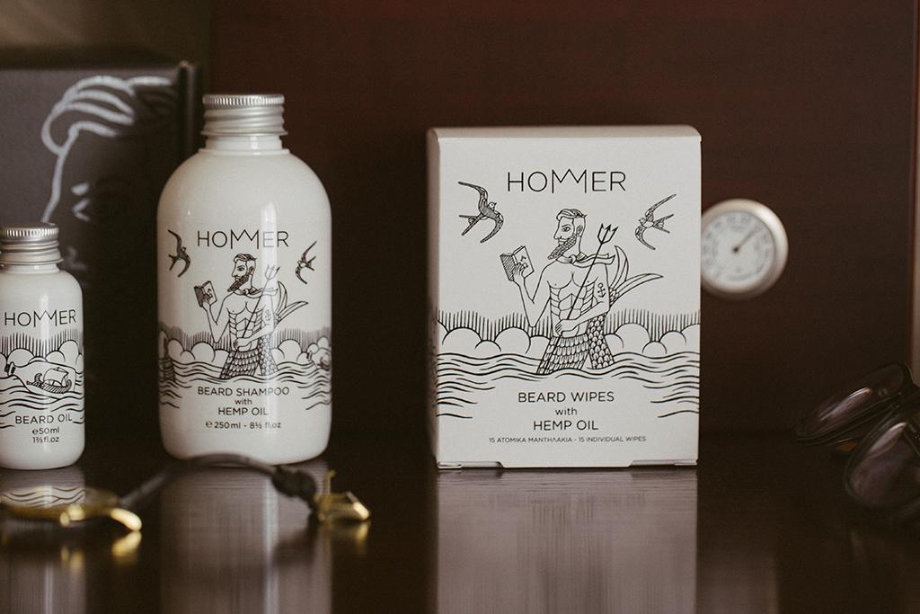 HOMMER-8
