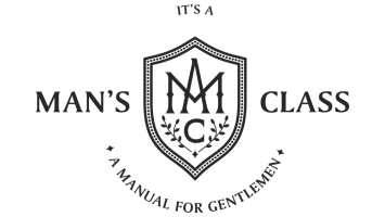 It's a MAN's class