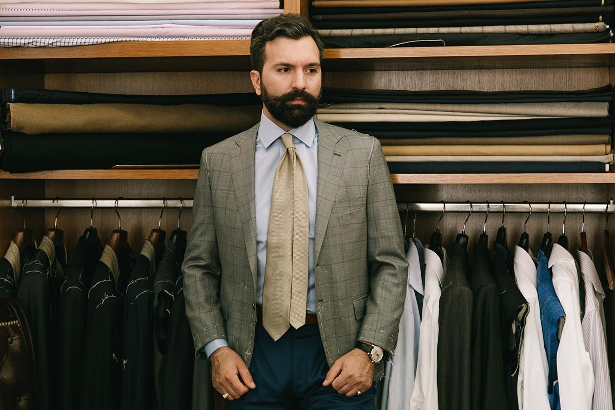 It's a MAN's Class - Tie Tips