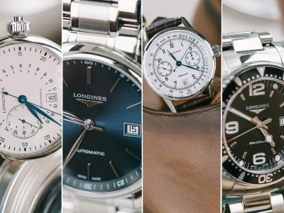 A Man's Guide to Watches