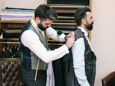 Bespoke Suit by Kourlas