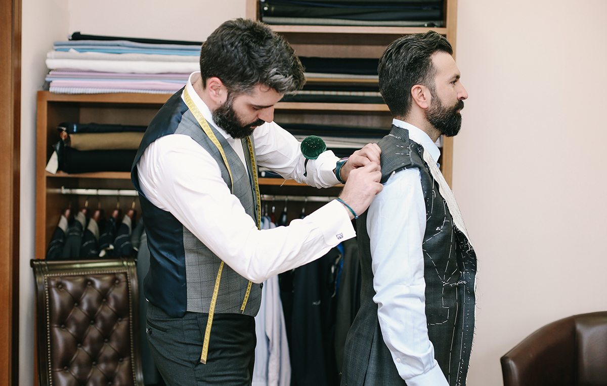 It's a MAN's Class - Bespoke by Kourlas