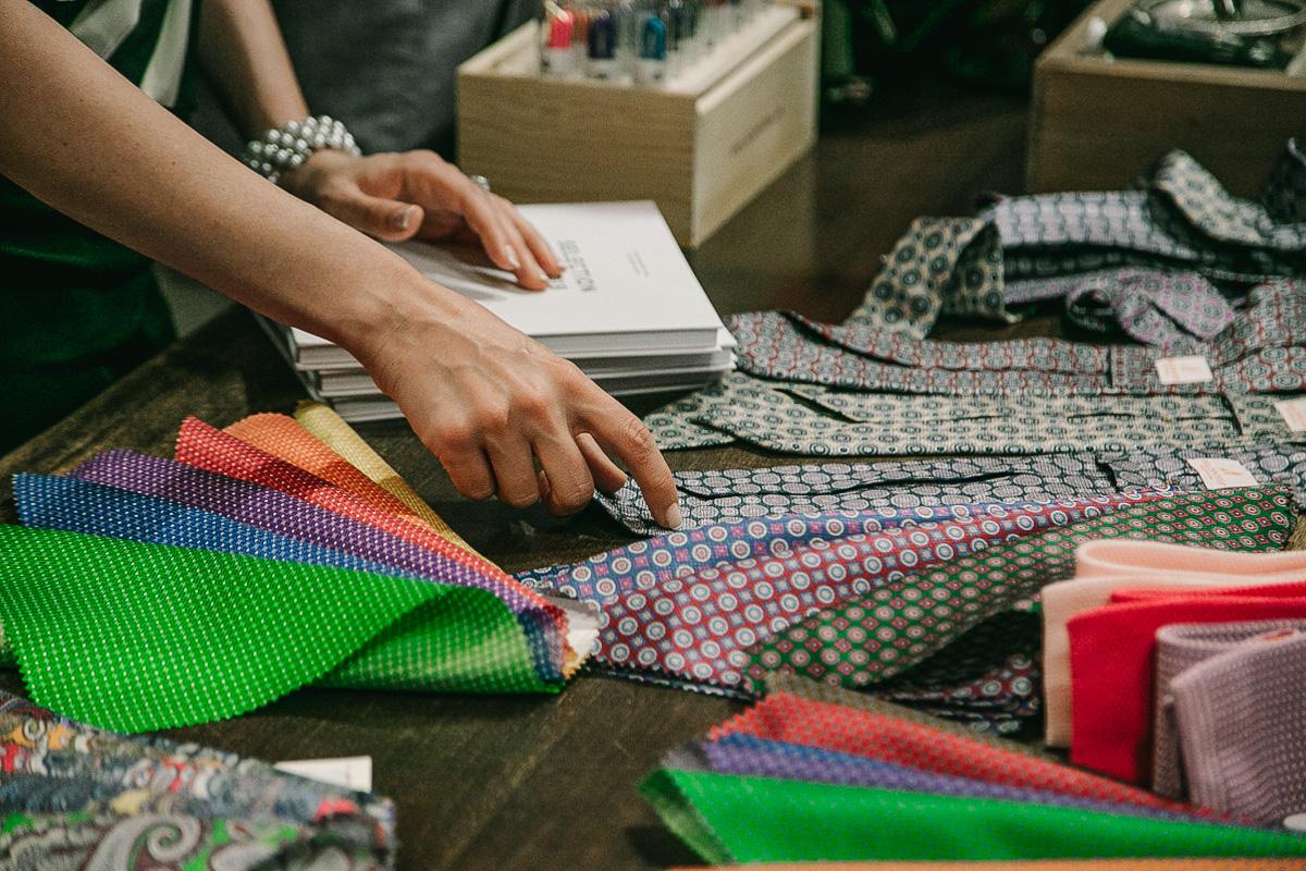 The ARTISANS - The Art of Handmade Ties | It's a MAN's class