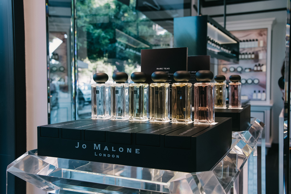 Jo Malone London Rare Teas Collection It S A Man S Class