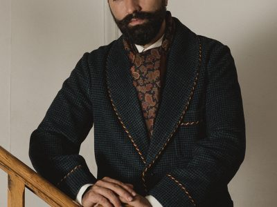 Smoking Jacket - When Comfort meets Style