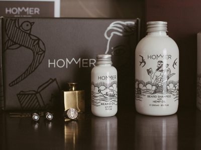 HOMMER - Divine grooming for men