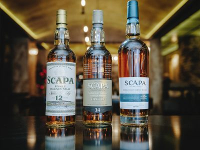 A journey through Scapa distillery by