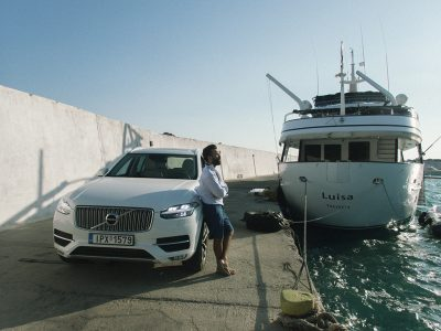 Volvo XC90 - When luxury meets experience