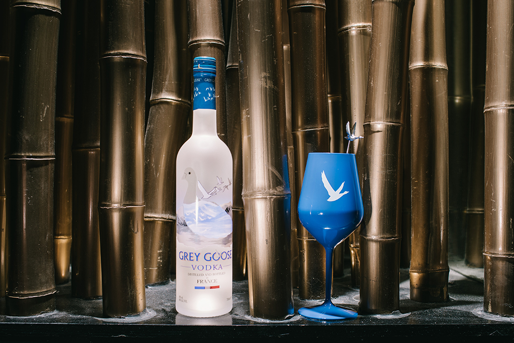 Grey Goose - It's a MAN's Class
