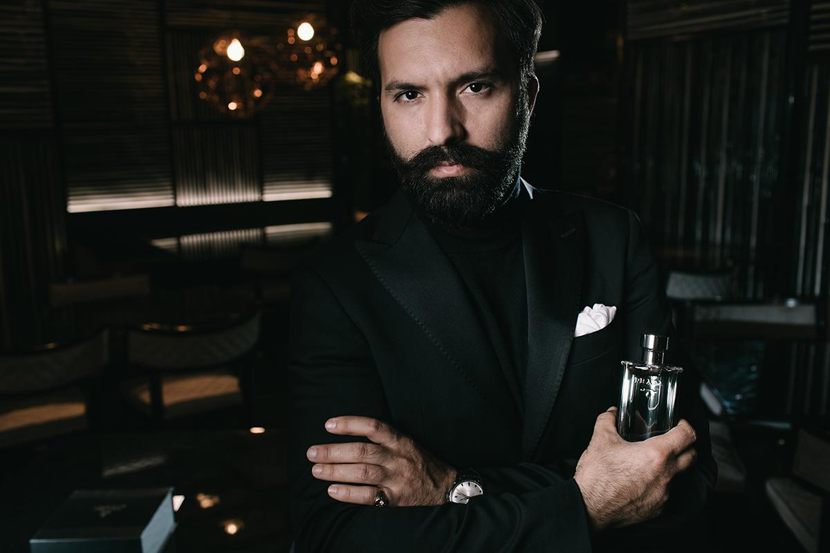 L'homme - PRADA - It's a MAN's Class