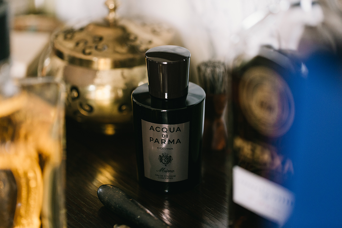It's a MAN's Class - Acqua di Parma Mirra