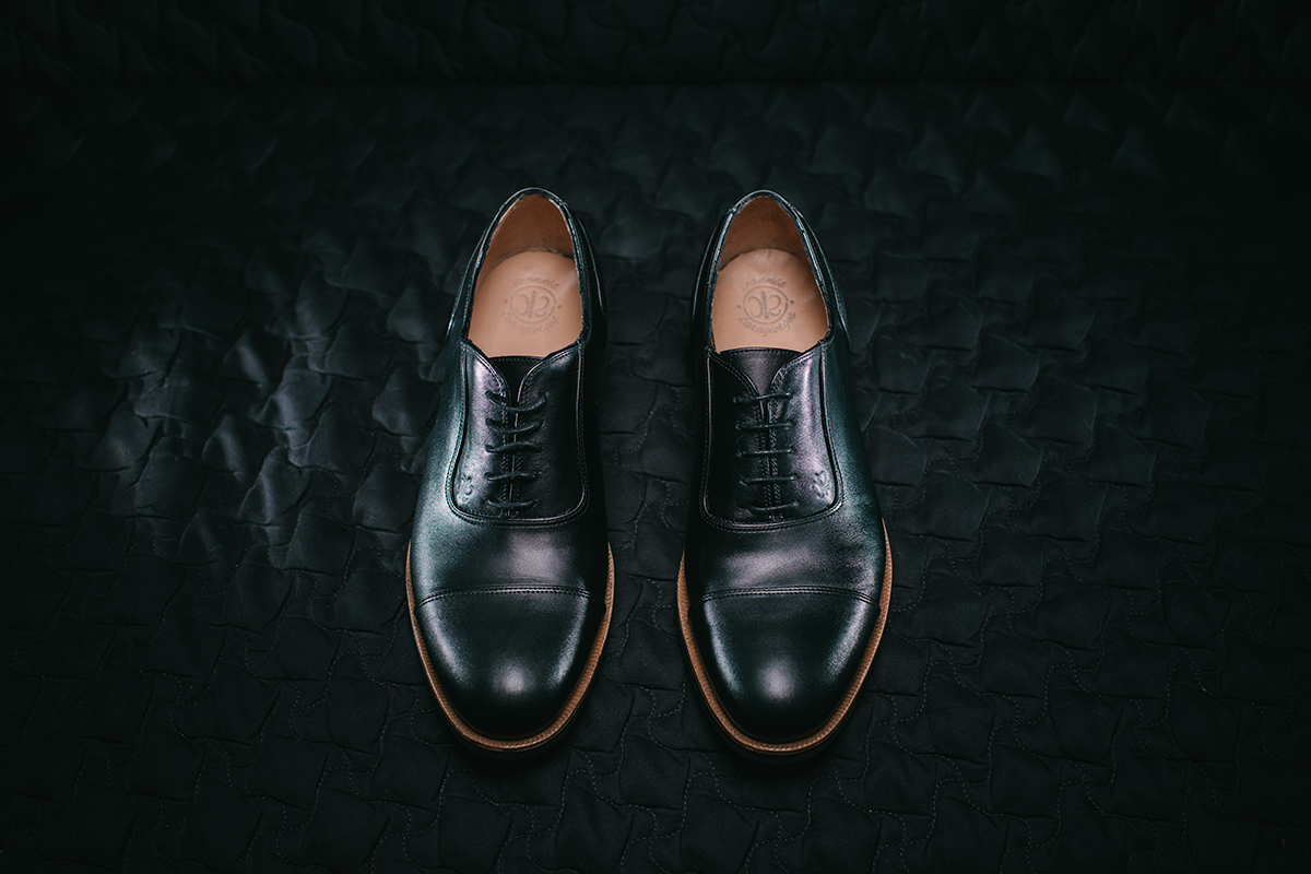 Oxford Shoes Ioannis Karagiorgos - it's a MAN's Class