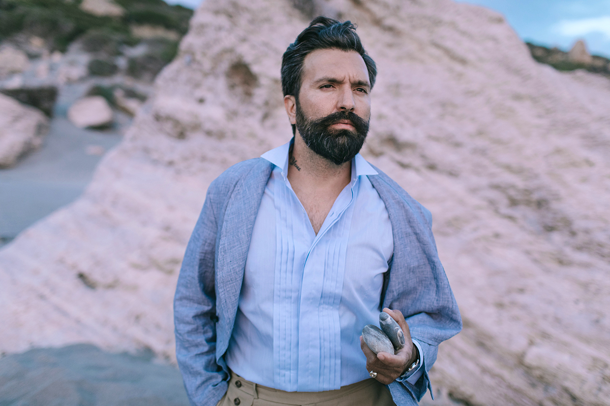 It's a MAN's Class - Christakis Shirt Collection 2017