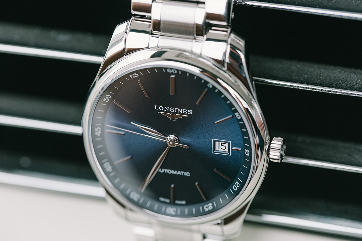 It's a MAN's Class - Longines