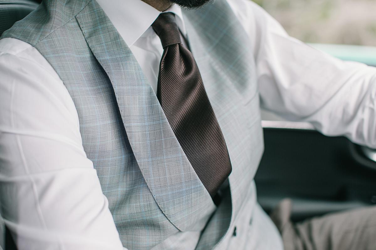 It's a MAN's Class - waistcoat