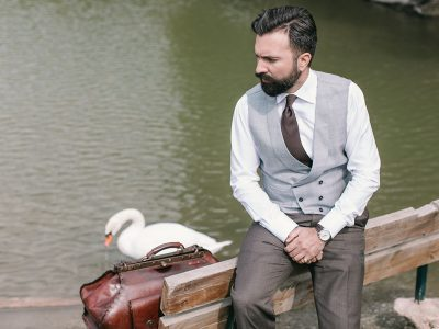 Waistcoat - The Jacket of the Summer