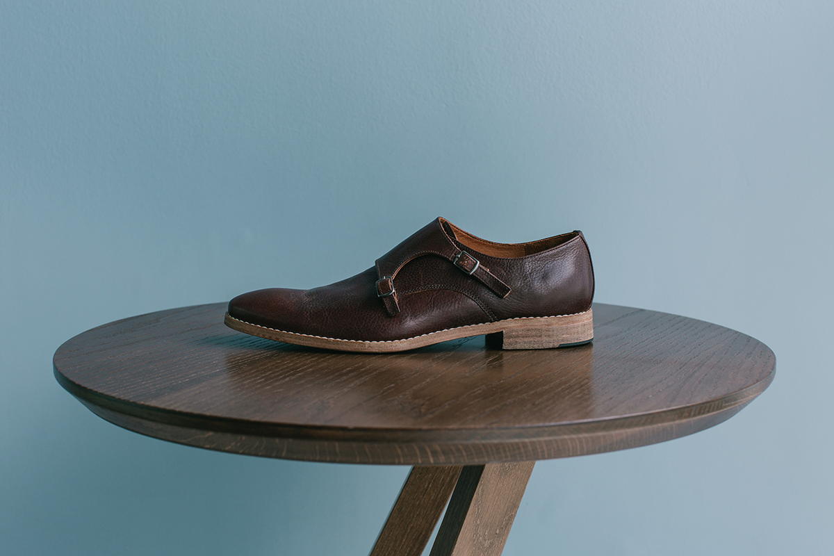 It's a MAN's Class - Monk Strap Shoes