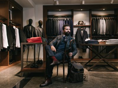 Massimo Dutti  - A Brand for the Classic Man