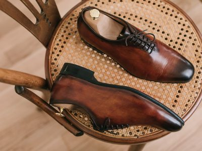 Patina Shoes: The New Old