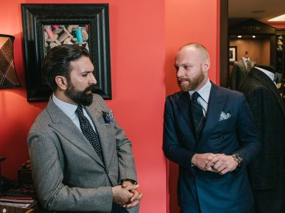 Sarto Luxury Tailoring - Walk with Style