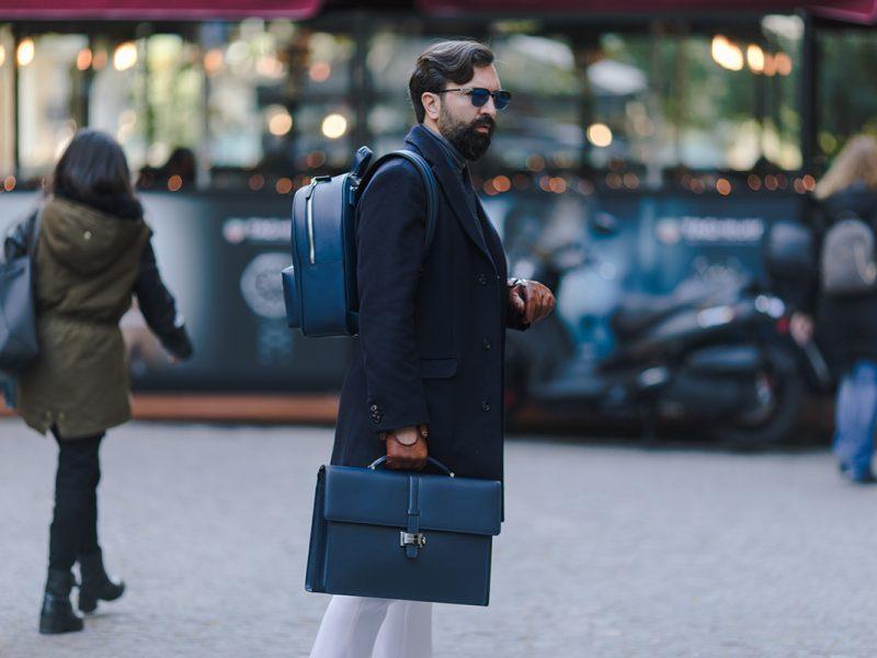 Montblanc briefcase sunglasses