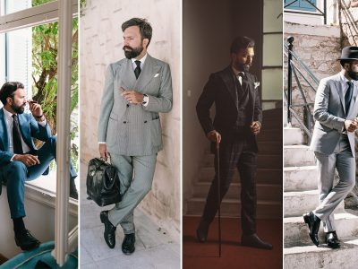 7 Important Rules of Wearing the Suit